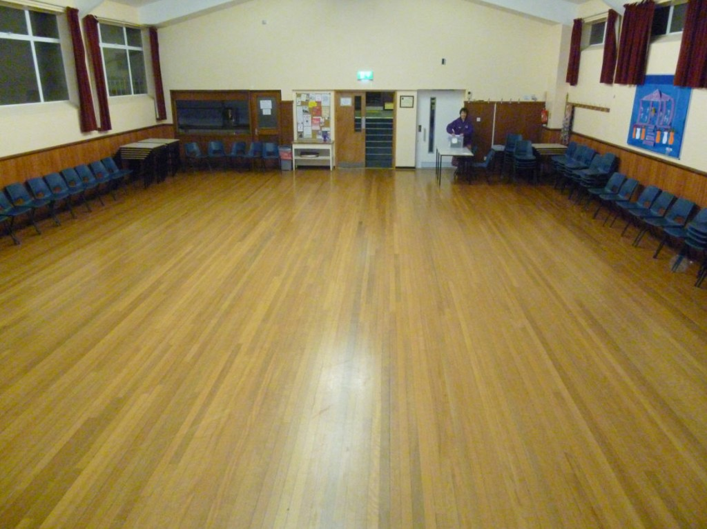 United Reformed Church Stamford Ready For A Dance Event