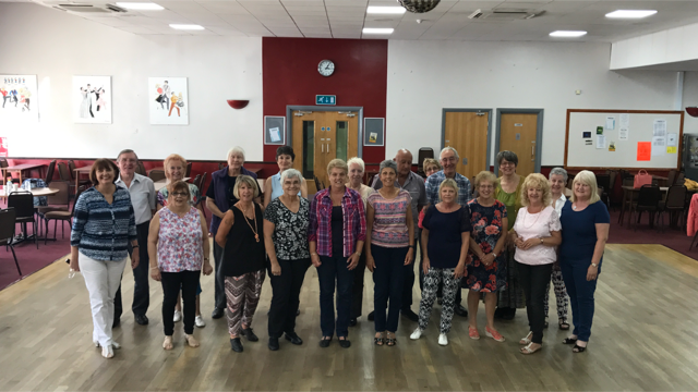 Nene School Of Dancing Adults Line Dance Class