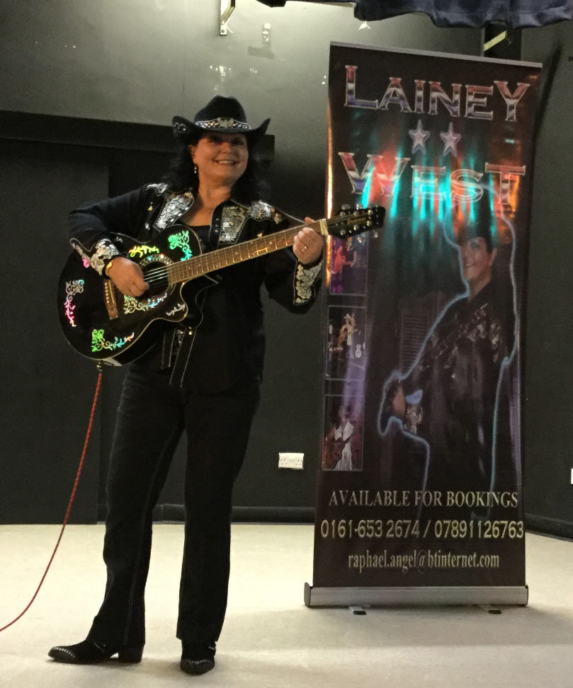Lainey West Line Dance Singer Nene School Of Dancing