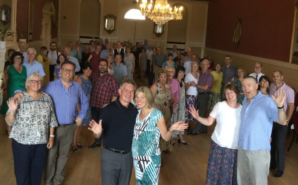 Beginners Teadance Stamford July 2019 01