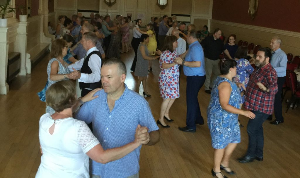 Beginners Teadance Stamford July 2019 02